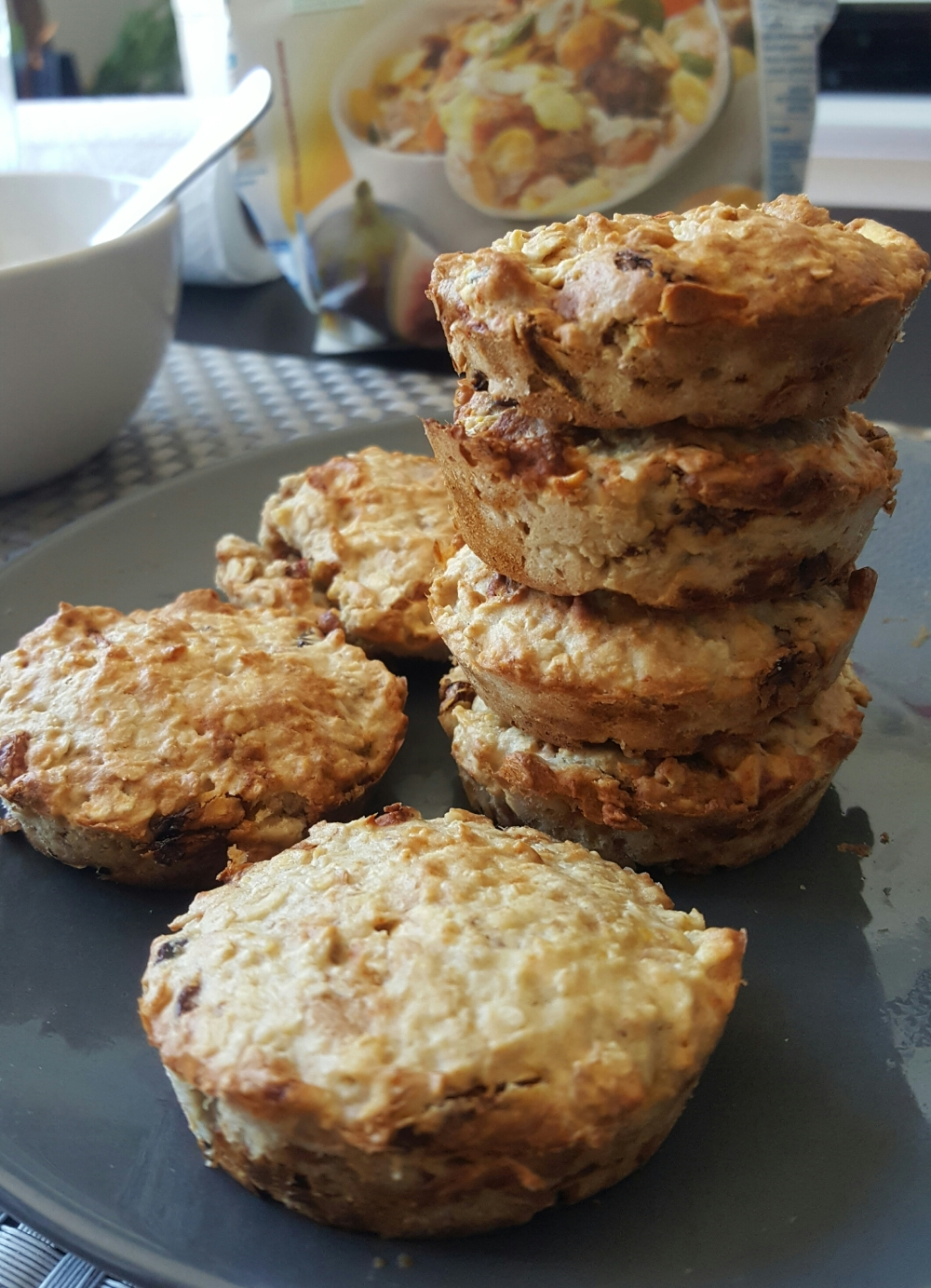 Biscuits healthy flocons d avoine