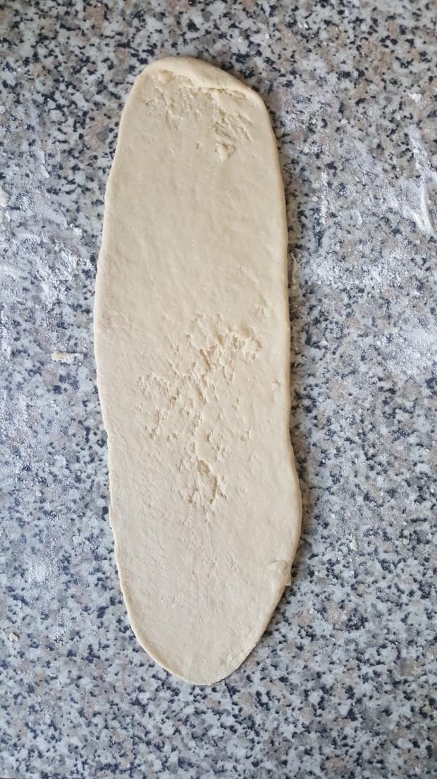 Brioche tang zhong vegan